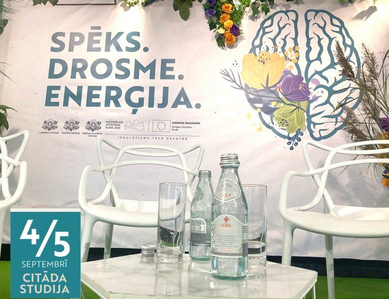 Dalība sarunu festivālā LAMPA 2020