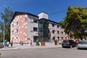 """DSPC """"LAIPA"""" - trīs stāvu ēka"""